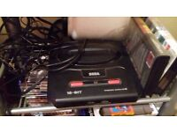 retro gaming, consoles and games ( bundle )