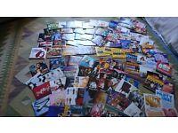 DJ Music Collection CD JOB LOT Rock Pop Soul 60s 70s 80s Promos 200 items 10p EACH MORE!