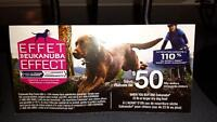 $50 Gift Card for Eukanuba dog food