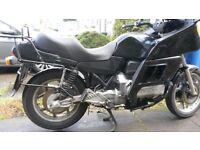 BMW K100 RT (ex police bike) Black 6mths MOT