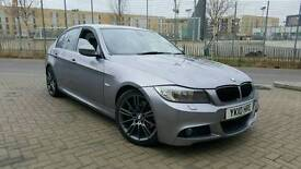 2010 Bmw 325d M Sport Automatic Fully Loaded Sat Nav 66,000 miles Service History