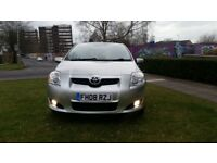 Toyota AURIS, full service history, manual, low mileage