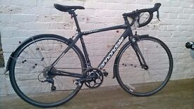 Cannondale Synapse Road bike (Claris groupset)