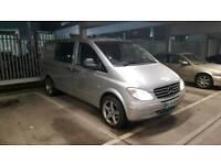 Mercedes Vito 2004, 2.1, 8 seats, manual