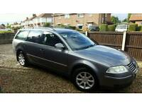 2005 Grey 5 Speed Diesel VW Passat Estate Highline 130PD TDI