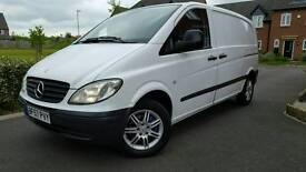 MERCEDES VITO 111 COMPACT LOW MILES SWAP PX