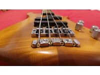 WARWICK STREAMER LX4 Active Bass Guitar FINAL REDUCTION