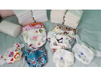 Reusable nappys