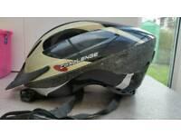 Challenge bicycle helmet