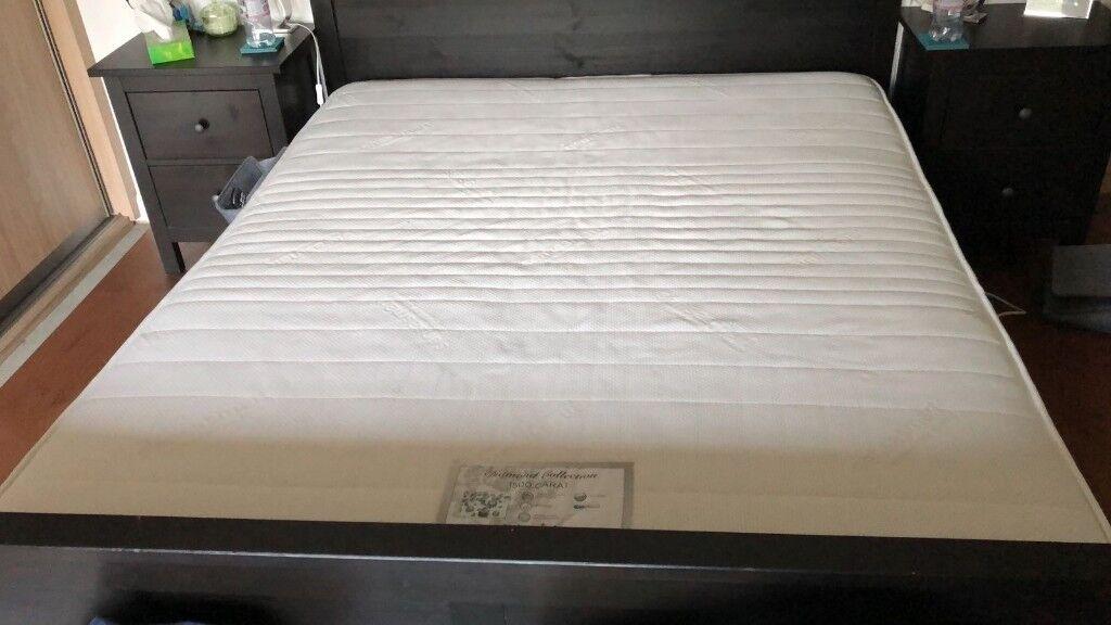 Healthopaedic 1500 CARAT Memory Foam Mattress - European King Size Mattress *LIKE NEW*