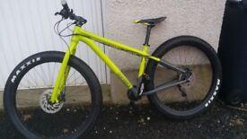 Mountin bike fat bike