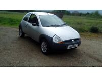 2006 Ford ka 1.3 31,000 from new 12 months mot