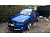 Skoda Fabia VRS, DRS gearbox, Current owner bought this new, Only 11k, This car is still like new.