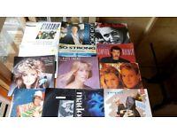 13 Vinyl Records