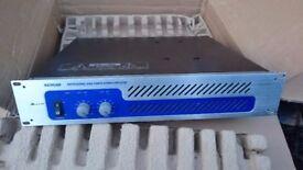 Alto Macro 2400 stereo Power amp 2 x 1400w