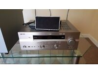 Yamaha dolby digital surround sound receiver