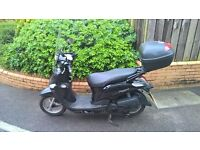 Yamaha D'elight XC114 like new, low mileage, ΜΟT until Sept 2017