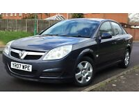 VAUXHALL VECTRA EXCLUSIVE CDTI 1.9L 150HP AUTOMATIC