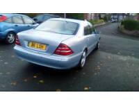 Mercedes s280 automatic swap welcome