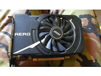 1060 6gb excellent condition plays warzone and gtav no problem