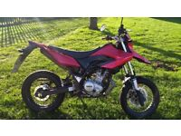 2014 Wr125 new