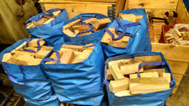 Firewood / Winter fuel from £2 to £10. Wood blocks, kindling, cut to size