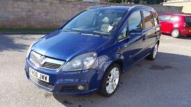 Vauxhall Zafira CDTI 150bhp Design