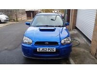 Subaru Impreza WRX Wagon *reduced*
