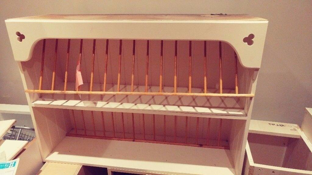 White Kitchen Cupboards & Accessories PRICE DROP