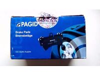 "Brand New Boxed 4 x ""Pagid"" T3018 Brake Pads"