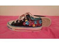 Skechers Twinkle Toes Size UK 10.5