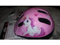 Girls Bike Helmet Pony BN