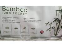 5ft Bamboo Mattress