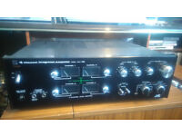 Vintage JVC MCA-V9E 4 channel Amplifier Spare Or Repair £80 OVNO