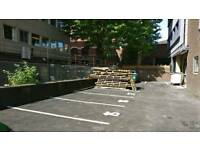 Gated car parking space BS2 close to Cabot Circus
