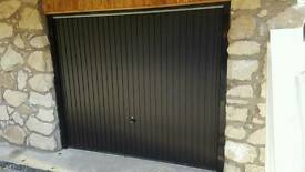 2 High Quality Garage Doors