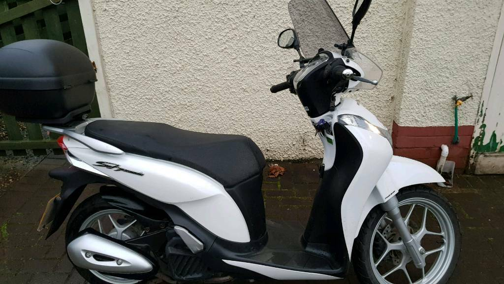 Honda Sh 125 Mode Scooter Anc 125 Low Miles In Knightswood