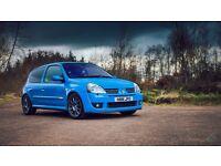 Renault Clio Renaultsport 182 - Racing Blue