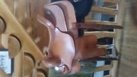 """16"""" Frontier Reining Saddle"""