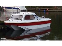 14ft fishing boat with engine