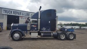 2007 Freightliner Classic FLD
