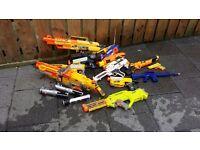 Nerf Guns. Selection of guns for sale