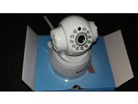 Wireless cctv internal cameras new boxed