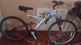 Dual Suspension bike for sale