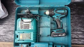 Makita BTP140 18v 4 Function LXT Combi Hybrid Drill In Very Good Condition