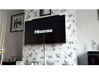 50in hisence smart tv. £200 NO OFFERS