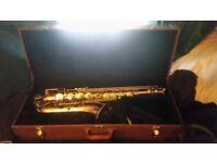 Arbiter Pro Sound Tenor Saxophone
