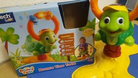 Vtech Turtle Fun, Bounce, & Spin 18 months +