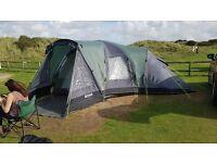 Hartford XL 6 - 8 berth family sized tent
