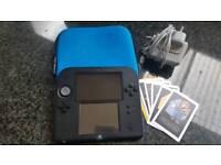 Nintendo 2ds - Blue